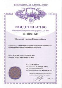 Патент Паспортный стол